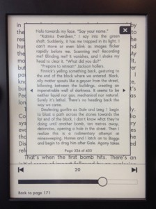 Kindle-Paperwhite-удобства