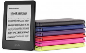7th generation Kindle review1 300x187 New Kindle Touch 7th gen. 2014 или просто Kindle Glare