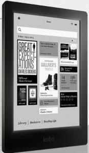 Kobo-Aura-HD-електронен-четец-електронна-книга