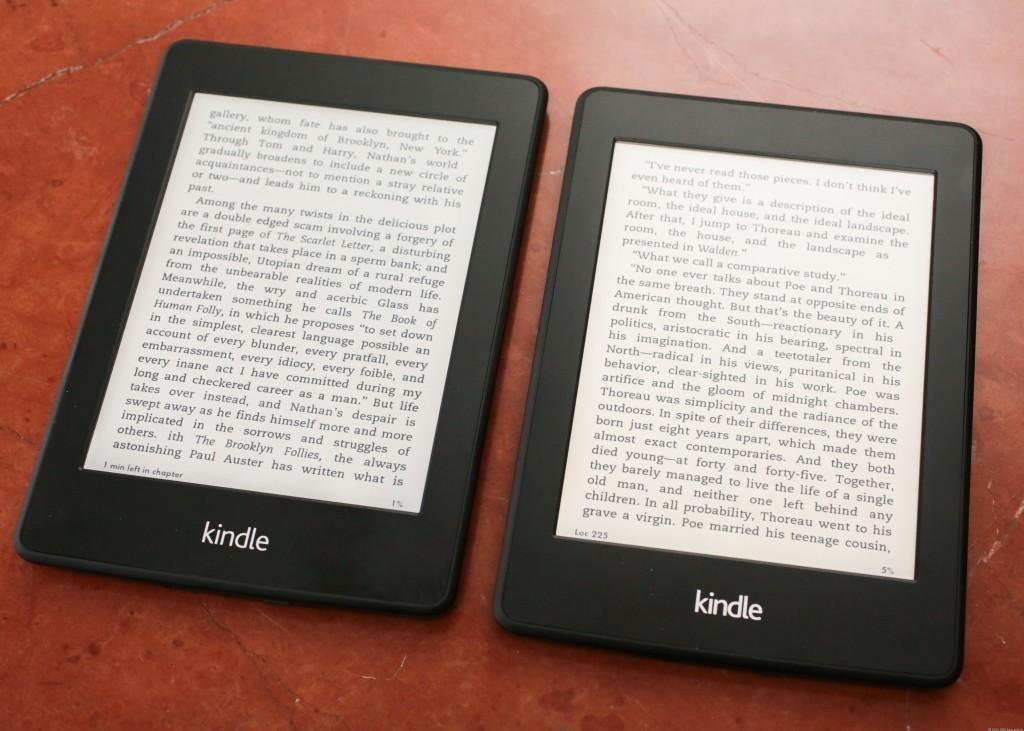 Amazon-Kindle-Paperwhite-електронна-книга