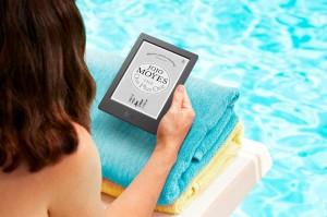 kobo aura h2o четец на книги 300x199 Kobo Aura H2O – идеален за плажа