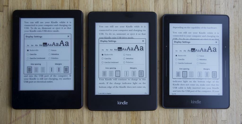 CADyB93UYAEUNuu С какво се отличава Amazon Kindle Glare от Kindle Paperwhite