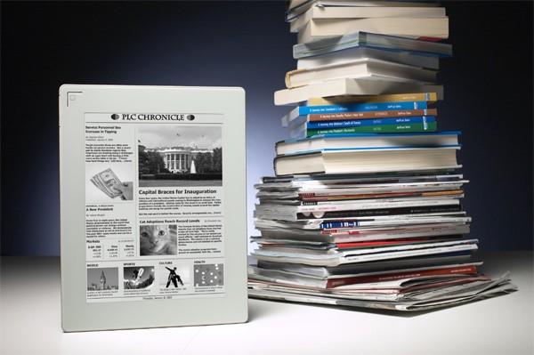 Plasticlogic 12497285051 Колко практично е наистина четенето на електронен четец