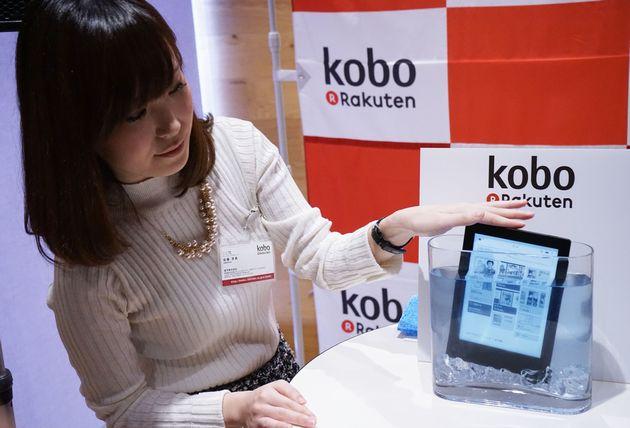 kobo aura h2o водонепромокаема електронна книга Kobo Aura H2O с нов съперник Pocketbook 640 Aqua