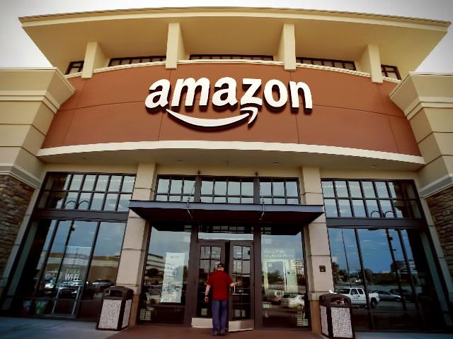 amazon store front1 Най купуваната марка четци – Amazon