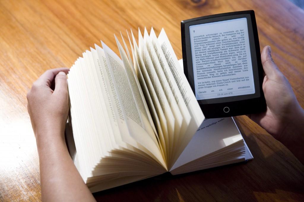 електронна книга срещу класическа 1024x682 5 причини, поради които електронната книга превъзхожда класическата
