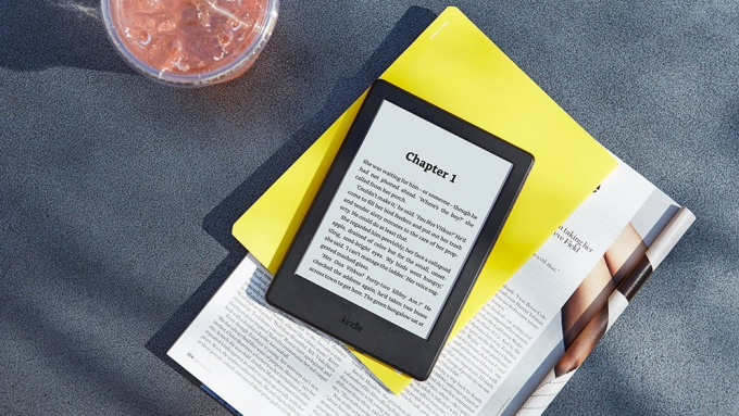 new kindle basic 8