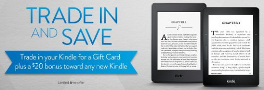 Kindle-Trade-In